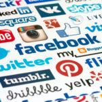 Региональная популярность социальных сетей